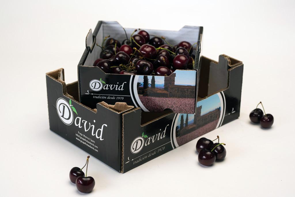BoxJové Special Packaging -Cajas 1kg - 2kg para cerezas