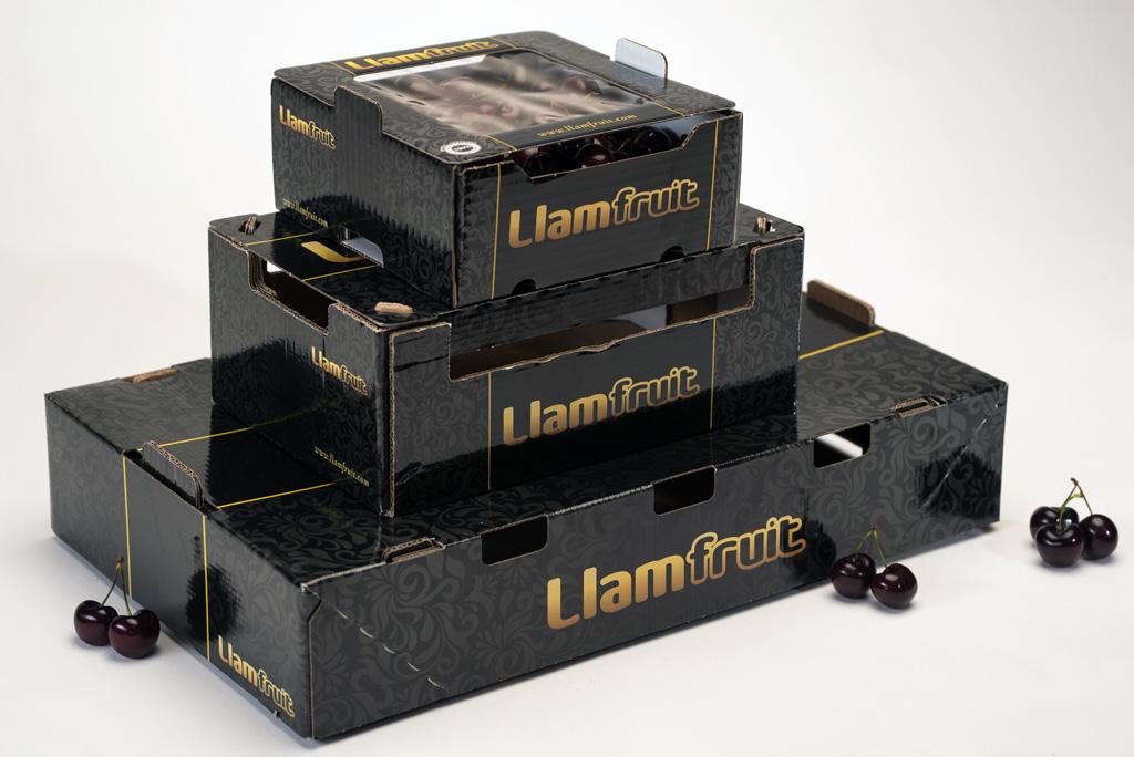 BoxJové Special Packaging -Caja 1kg - 2kg - 5kg para cerezas