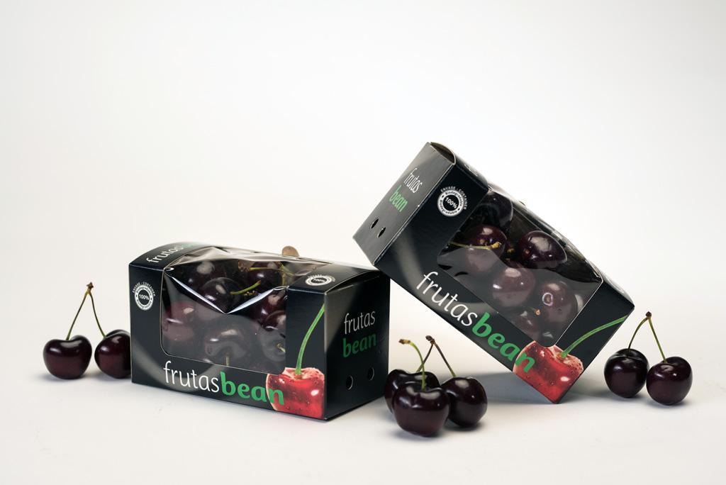 BoxJové Special Packaging -Caja 300g de cerezas