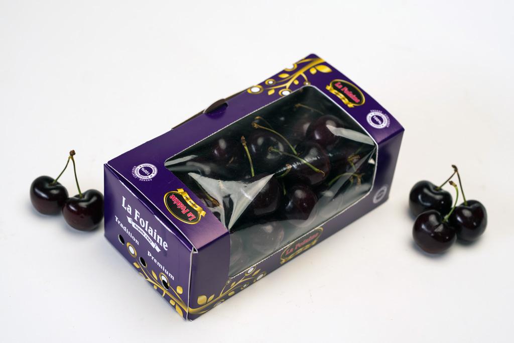 BoxJové Special Packaging -Cesta 500gr cerezas