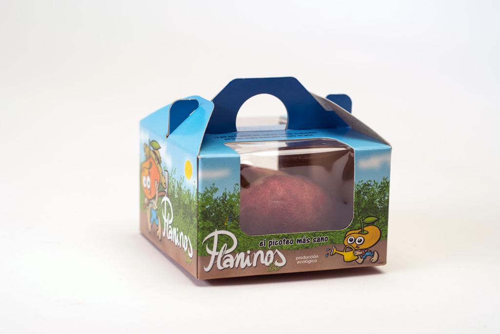 BoxJové Special Packaging -Cesta para una pieza de fruta